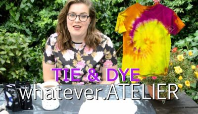 whatever.ATELIER – Tie & Dye