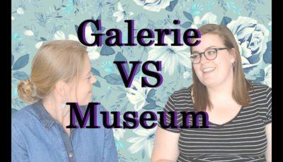 whatever.ART – Wat is het verschil tussen een galerie en een museum?